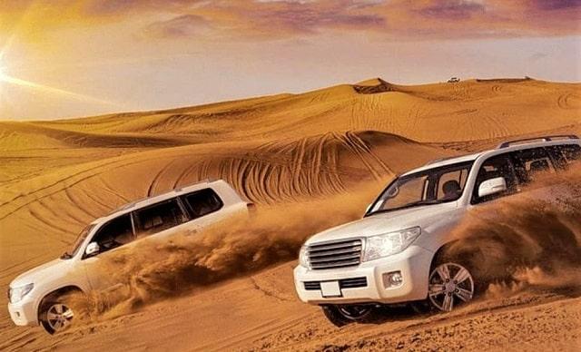 Dubai Desert Safari Deals and Adventures