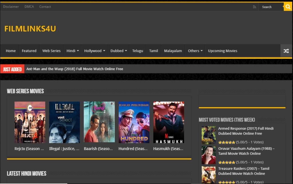 Filmlinks4u Watch Movies Online Free