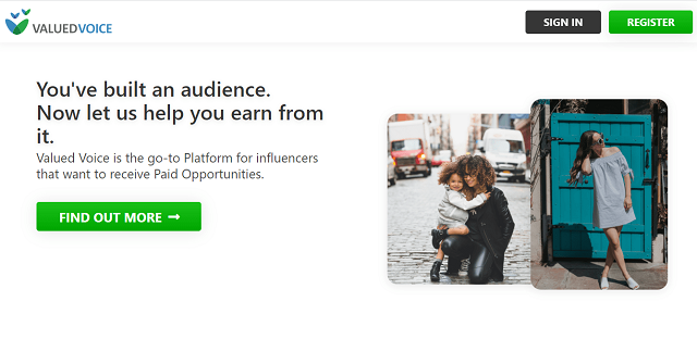 Valuedvoice go to platform for publisher for paid guest posts