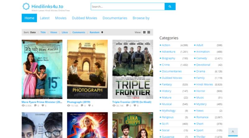 hindilinks4u homepage